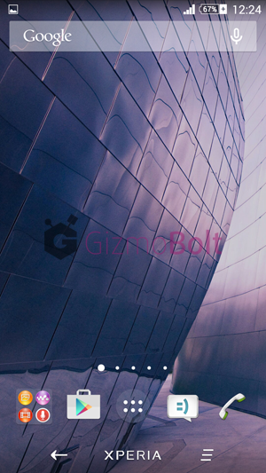 Droid Turbo Stock Wallpapers