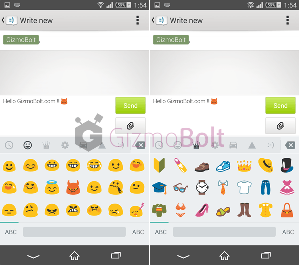 Download Google Android 5.0 Lollipop Keyboard 4.0 version for non ...
