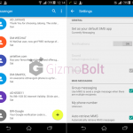 Download Google SMS/MMS Messenger app from Android 5.0 Lollipop