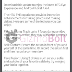 HTC One M8 Android 4.4.4 3.28.401.6 update rolling out – HTC Eye feature included