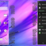 Install HTC Sense 6 Theme with icon pack on Xperia devices – Inspired from HTC One M8