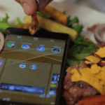 Want to eat Xperia Z3 Burger on Fire ? Survives Flame Test