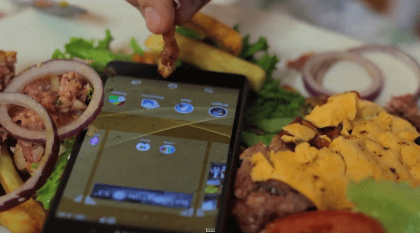 How to make Xperia Z3 Burger
