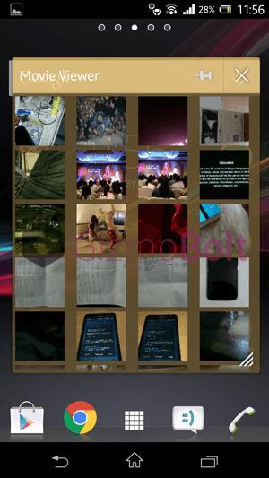 Movie Viewer Small App