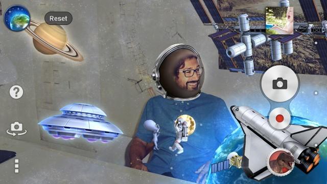 Sony Space theme