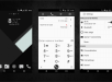 Xperia Android 5.0 L Material Design Black Theme
