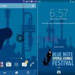 Sony launches Xperia Blue Note, Story, Vinyl theme exclusively