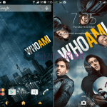 Xperia Who Am I Theme launched at Play Store