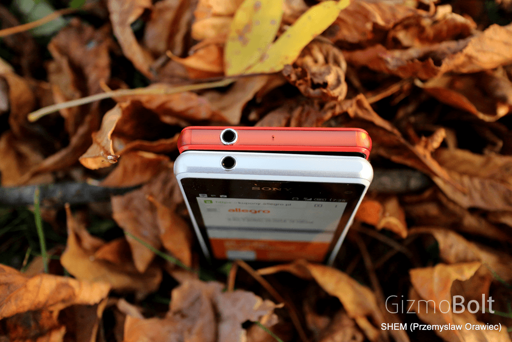 Xperia Z1 Compact vs Z3 Compact Comparison