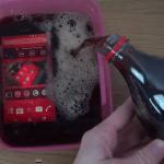 Xperia Z3 passes Nutella Chocolate, Coca Cola Test – Video
