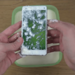 [ VIDEO ] Xperia Z3 Compact Milk Test – Screen Responsiveness Checked