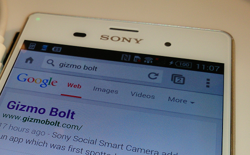 Xperia Z4 Specifications