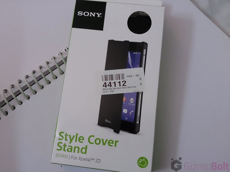 SCR10 Style Cover Stand box