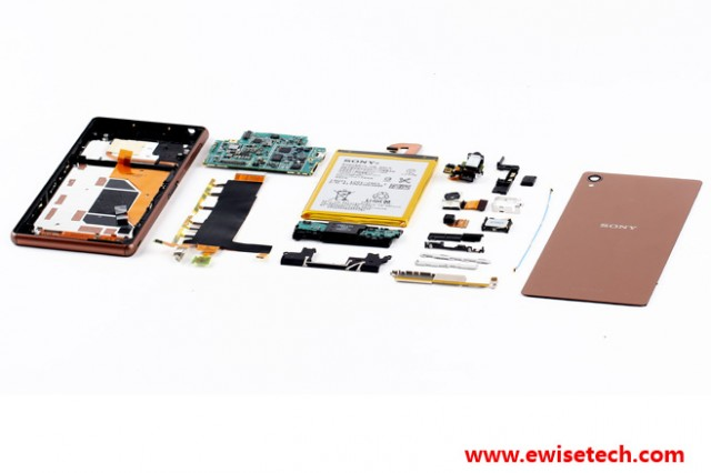 How to Dismantle Xperia Z3