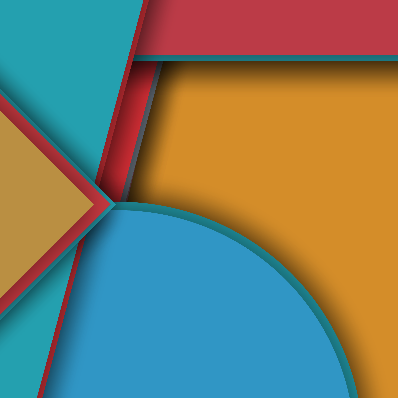xperia z2 material design wallpaper — gizmo bolt - exposing