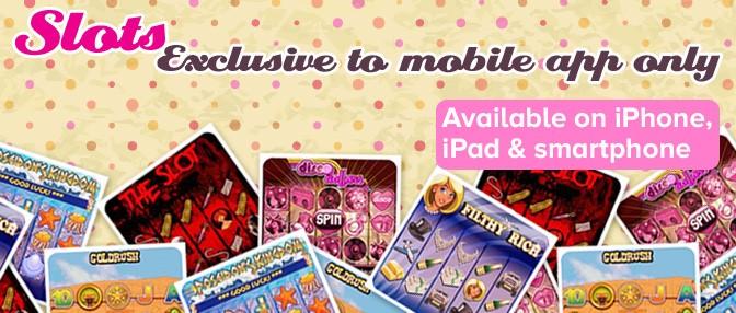 888ladies Mobile Bingo Room