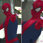 Download Sony Amazing Spider-Man 2 AR effect camera app