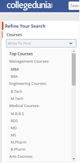 College Dunia portal