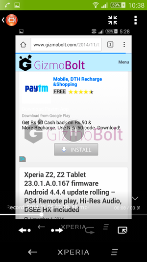 Download Sony Movies Small apk