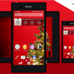 Install Xperia Christmas Theme for Android 4.3+ devices