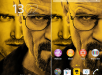 Xperia Breaking Bad Theme