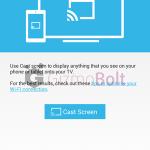 Chromecast Screen Casting comes to Xperia Z2, Z3v, Z2 Tablet officially
