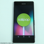 Xperia Z3, Z2, Z1 running AOSP Android 5.0 Lollipop ROM Video shown by Sony officially
