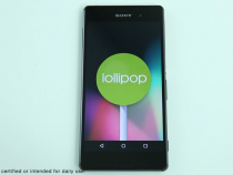 Xperia Z3 Android 5.0 Lollipop AOSP ROM