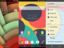 Xperia Android 5.0 Theme