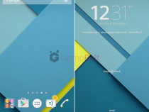 Xperia Android 5.0 Lollipop Theme