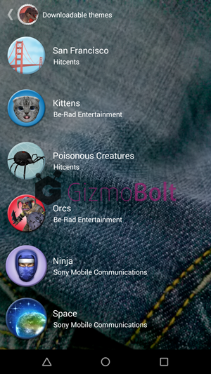 Download AR effect theme Kittens and San Francisco