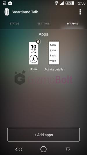 Download SmartBand Talk SWR30 2.0.0.69 app