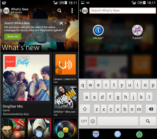 Download What's New 1.4.A.0.1 apk