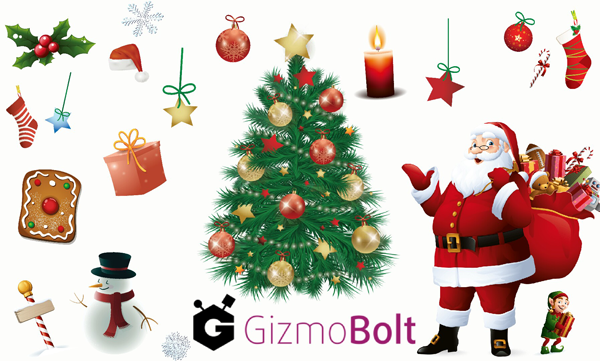 Merry Christmas from Gizmo Bolt Anurag Ashish