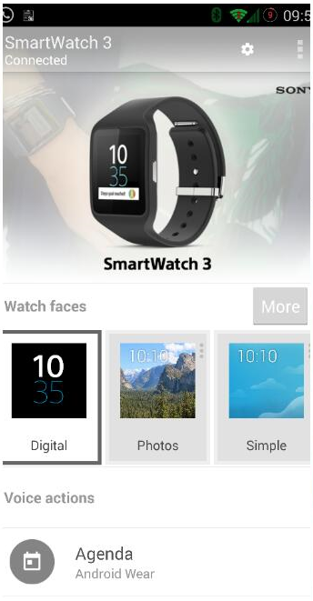 SmartWatch 3 Android 5.0.1