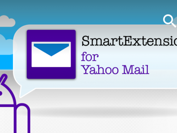 Sony Smart Extension for Yahoo Mail