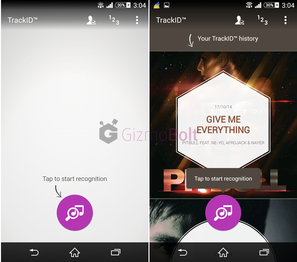 TrackID Beta 4.1.B.0.5 app