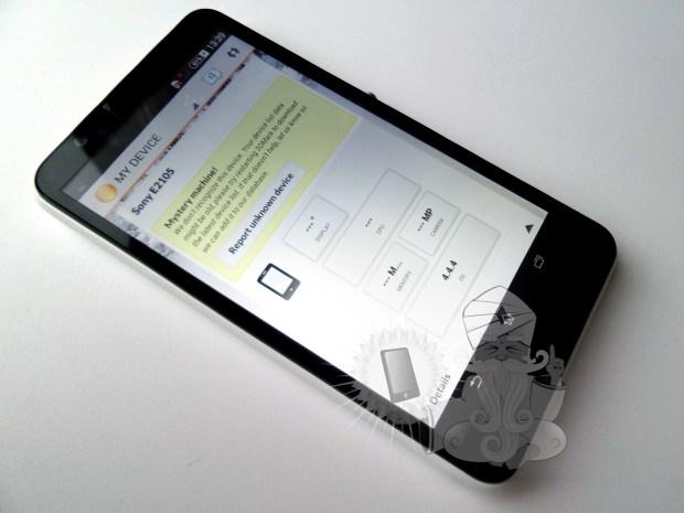 Xperia E4 Leaked