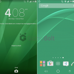 Install Xperia Green Art, XP 5.0 Material Theme for non rooted devices
