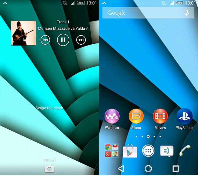how to change android theme rooted
