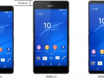 Xperia Z4 Ultra and Xperia Z4 Leaked Images