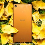Stunning pics of Copper colored Xperia Z3