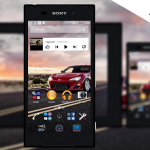 Install eXPERIAnZ Polygon L, Kitty, Car theme for Xperia devices