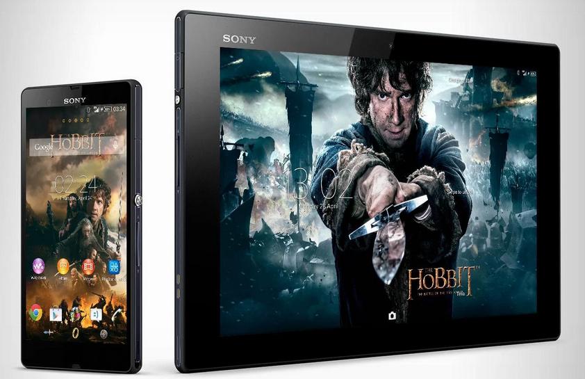 Download Xperia The Hobbit Theme