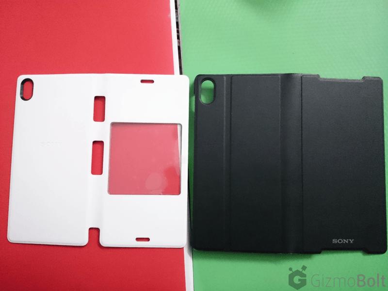 Xperia Z3 SCR24 case vs Xperia Z2 SCR10 case