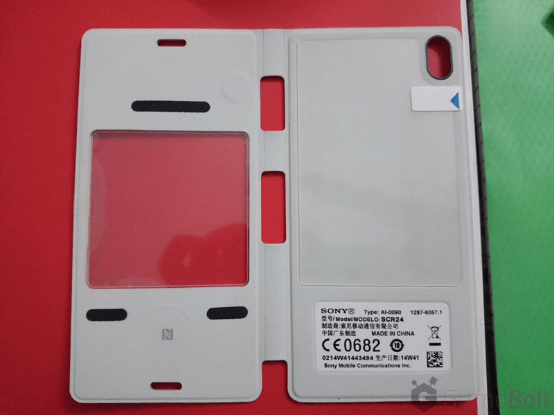 Sony Z3 Magnetic Charging Dock
