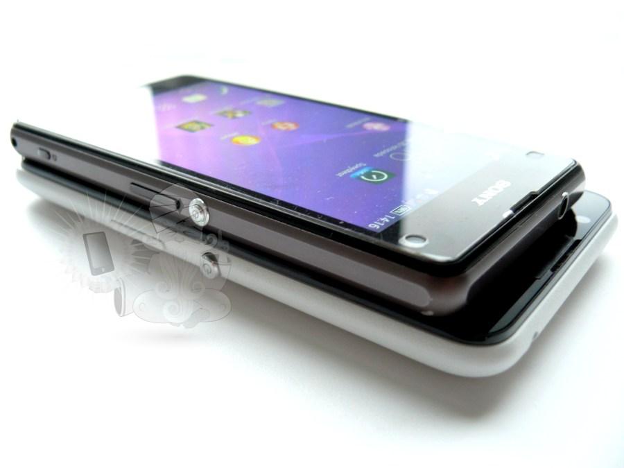 مقایسه گوشی Xperia E4 با گوشی Xperia Z1 Compact