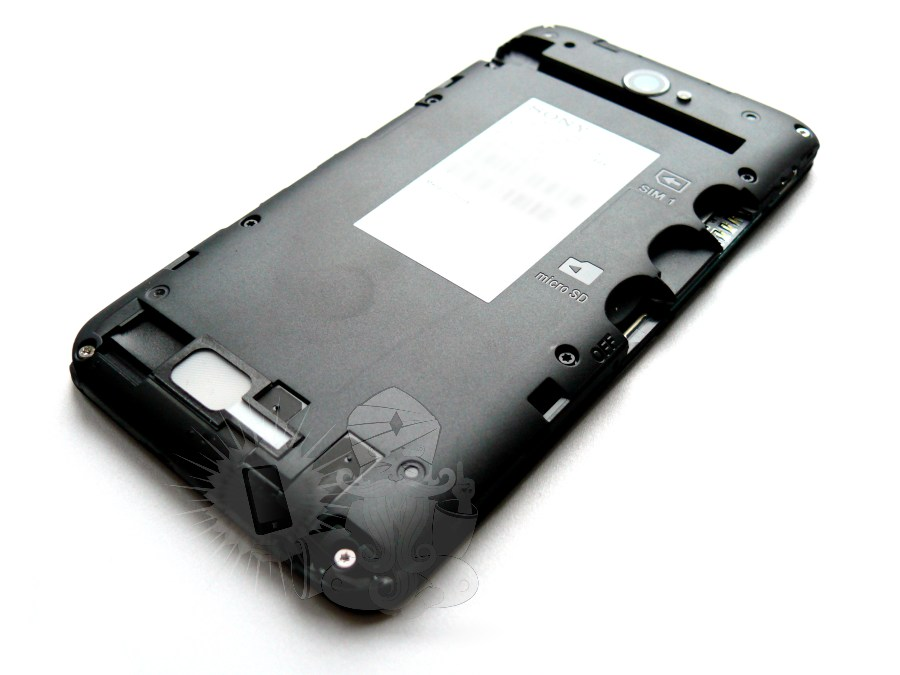 Xperia E4 Removable back cover