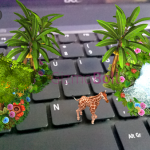 "Sony AR Effect ""Jungle"" Theme launched at Play Store"