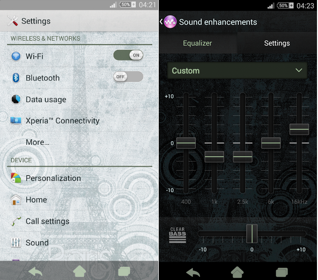 Download Xperia France Theme